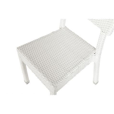 chaise en osier blanc chaise de jardin osier blanc