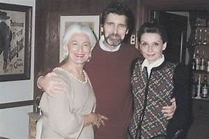 audrey hepburn & robert wolders with Connie Wald.   Audrey ...