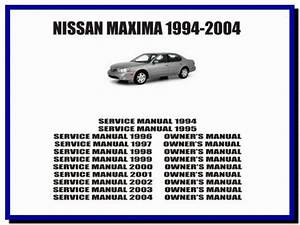 Nissan Maxima  1994-2004  - Service Manual