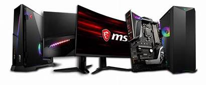 Pc Gaming Glow Msi