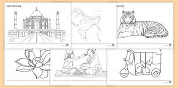 india colouring pages india poster sign images