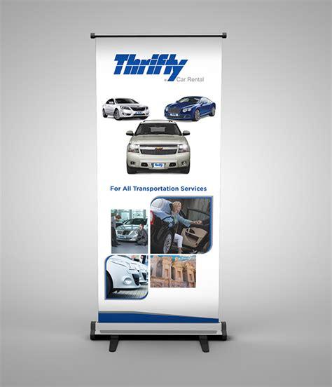 Thrifty Car Rental On Behance