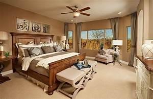 Welche Farbe Wirkt Beruhigend : wandfarben im schlafzimmer 105 ideen f r sch ne n chte ~ Watch28wear.com Haus und Dekorationen