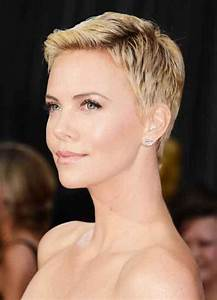 Coupes Cheveux Courts Femme : coiffure femme visage ovale informations conseils et photos ~ Melissatoandfro.com Idées de Décoration