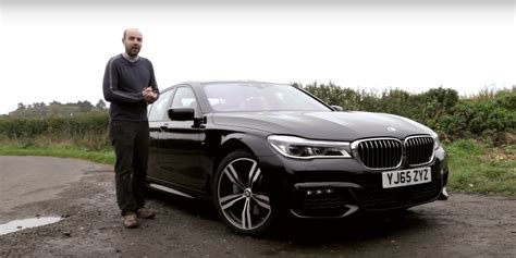 Uk Review Finds 2016 Bmw 7 Series A Great But Expensive