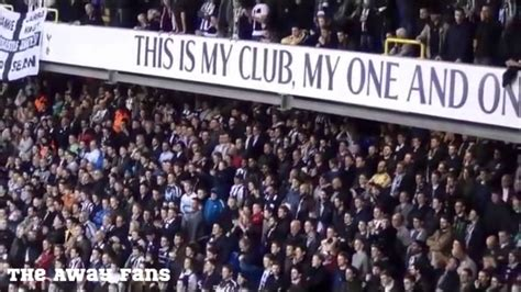 The Top 10 Best Away Fans In The Premier League In The ...