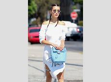 Bella Hadid Summer Street Style Los Angeles, CA 08032018