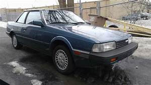 1987 Mazda 626 Coupe