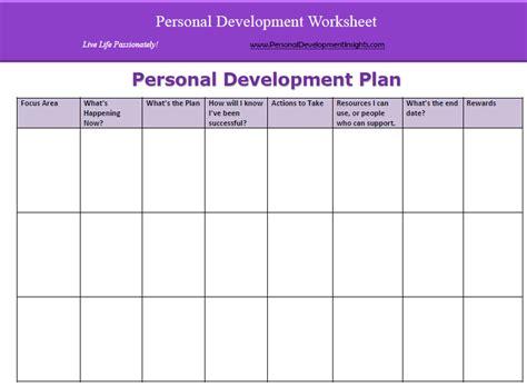 personal development plan template 6 personal development plan templates excel pdf formats