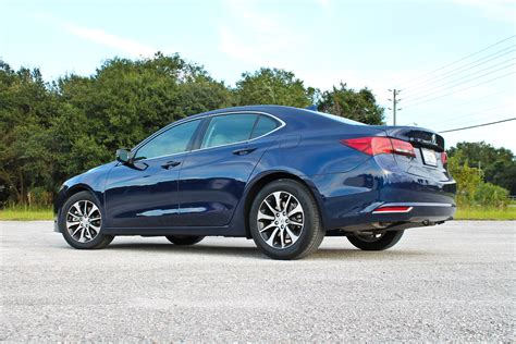 2015 acura tlx driven gallery 574437 top speed