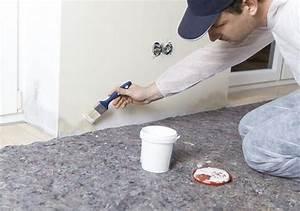 Bache De Protection Peinture : b che de protection absorbante pour chantier de peinture ~ Edinachiropracticcenter.com Idées de Décoration