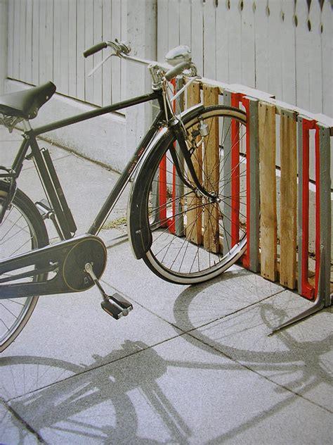 Creative Diy Bike Storage Racks  Decorating Your Small Space