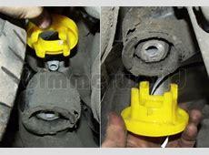 Powerflex Urethane Rear Subframe Inserts E82E9X RWD non