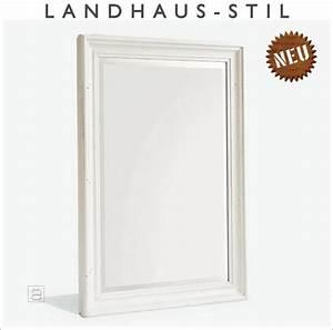 Spiegel Weiß Antik : neu wandspiegel spiegel im landhausstil kiefer massiv ~ Sanjose-hotels-ca.com Haus und Dekorationen