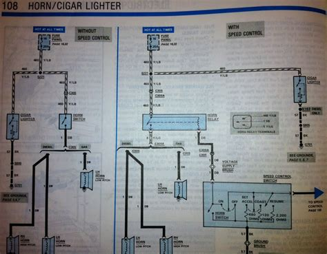 86 Ford F 150 Engine Wiring Diagram by 86 F150 No Headlights No Horn No Radio Ford Truck