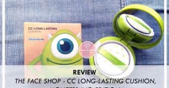 Harga The Shop Cc Lasting Cushion preciouzme review the shop cc lasting