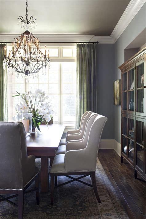 atlanta transitional dining room   designs idea