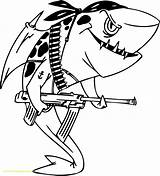 Shark Coloring Pages Printable Elegant Kid Sheets Source sketch template