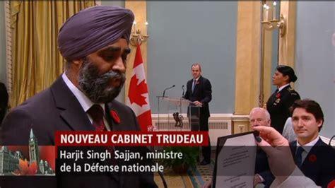 chambre agriculture 11 le nouveau gouvernement du canada entre en fonction