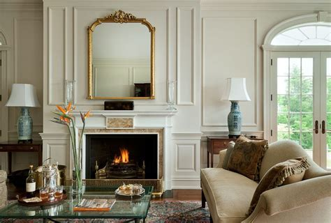 new york wall moulding ideas living room traditional with