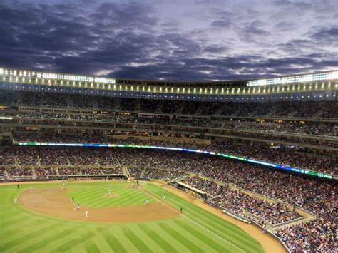 Target Field Home Run Porch by 187 Jam3s