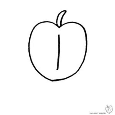disegni di alimenti disegno di prugna da colorare disegni di alimenti da