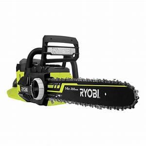 Batterie Ryobi 36v : ryobi lithium 36v brushless chainsaw skin only ~ Farleysfitness.com Idées de Décoration