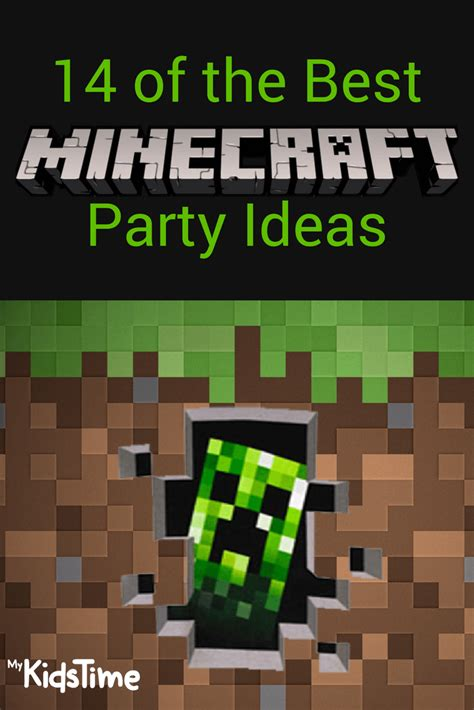 14 Of The Best Minecraft Party Ideas To Guarantee You'll