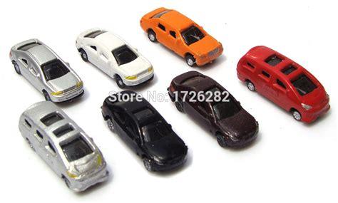 100pc scale model car mini car little car toy cars