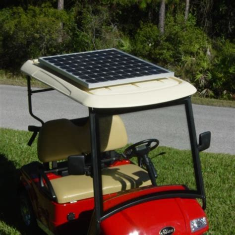 Solar Golf Cart Electric Hybrid SALE  Solar Charger Golf Cart.