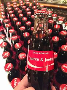 100 edible wedding favor ideas we love page 3 hi miss puff With custom coke bottle label