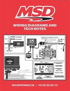 Msd Ignition 9615 Wiring Diagrams Tech Notes Trouble