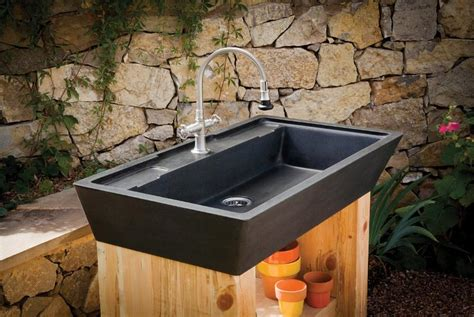 outdoor kitchen faucet introducing the newest forest designs plumbtile 39 s