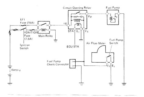 toyota pickup  replaced  fuel pump