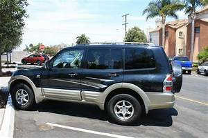 Purchase Used 2001 Mitsubishi Montero Limited Sport