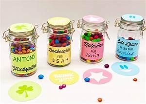 Kleine Geschenke Verpacken : kleine geschenke im glas basteln gl ckspillen verschenken mit pilot ~ Orissabook.com Haus und Dekorationen