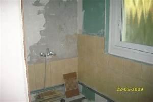 salle de bain pose de carrelage mosaique faience With pose carrelage mosaique salle de bain