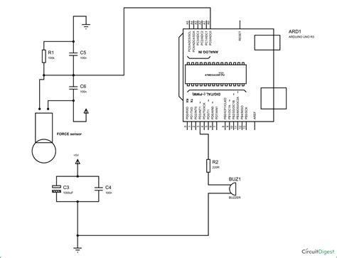 Weight Based Sound Generator Interfacing Force Sensor
