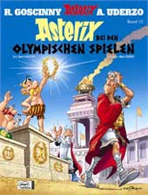 asterix bei den olympischen spielen asterix archiv