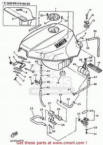 Yamaha Fzr1000 1989 3le1 Germany 293le