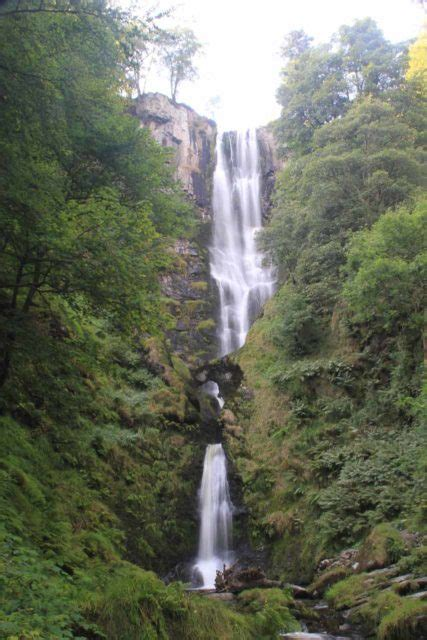 Top Great Britain Waterfalls World
