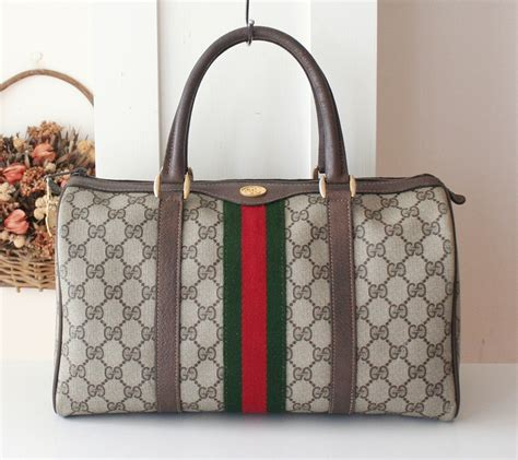 reserved gucci bag vintage monogram boston tote handbag purse bags handbags cases