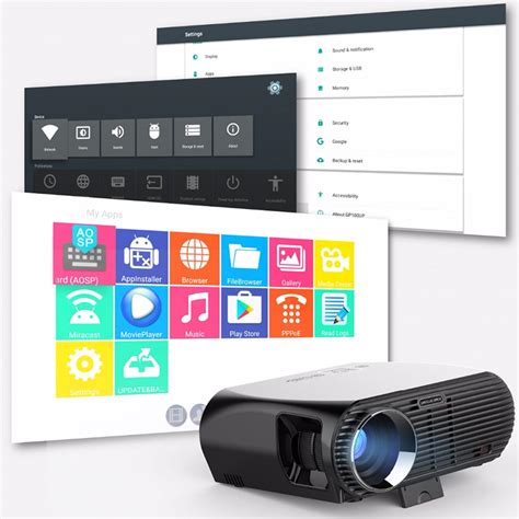 android projector hd android projector