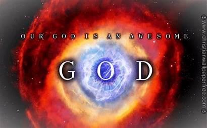 Awesome God Christian