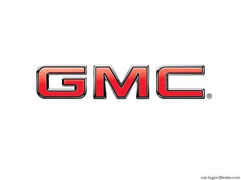 auto car logos gmc logo