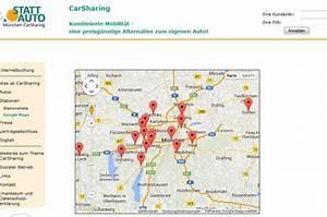 Streckenlänge Berechnen : stattauto m nchen carsharing carsharing ~ Themetempest.com Abrechnung