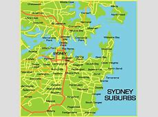 Sydney Suburb Map, Browse Info On Sydney Suburb Map