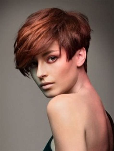 Cropped Pixie Hairstyle by Cropped Hairstyles 2014