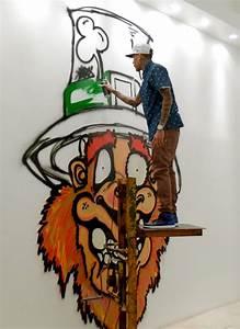 Chris Brown Tags MB Abram Art Gallery | SWGRUS