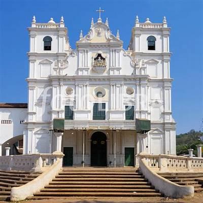 Church of Holy Spirit Margao Goa
